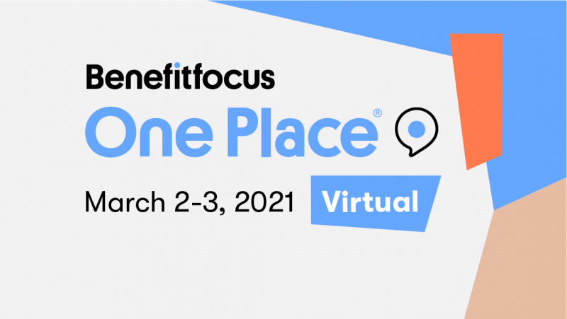 One Place Virtual event promo